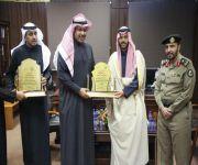 نائب أمير حائل يُدشن مقر مكافحة التسول الجديد في المنطقة