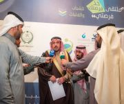 """الأمير فيصل بن مشعل : اخترنا ملتقى القصيم """"فرصتي"""" لإيجاد أرضية عملية وتدريبية لشباب وفتيات المنطقة"""