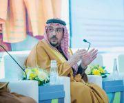 """الأمير فيصل بن مشعل يفتتح ملتقى القصيم لتمكين الشباب الأول """"فرصتي"""