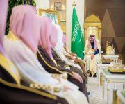 أمير القصيم يستقبل رئيس وأعضاء المحكمة الجزائية