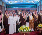 أمير القصيم يرعى تكريم 70 طالباً على جائزة إبراهيم العبودي للتفوق بمحافظة المذنب