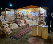 مركز الأميرة نورة يشارك في مهرجان ألوان الربيع الثالث في محافظة عنيزة