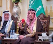 أمير القصيم: مركز الملك سلمان للإغاثة منارة إشعاع إنساني ونبراساً يحتذى به ونموذجاً متميزاً في خدمة الإنسانية
