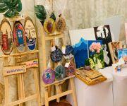 جامعة القصيم تُقيم معرض «بصمة مبدعة» بكلية الشريعة للبنات ببريدة