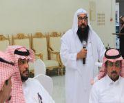 جمعية البر الأهلية في الرس تشارك في ملتقى الجمعيات الأول في عفيف
