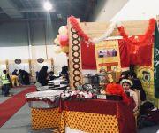 فعاليات شعبية وثقافية متنوعة تجذب الزوار في مهرجان الكليجا الحادي عشر