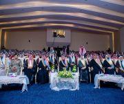 أمير القصيم يرعى تكريم 137 طالباً على جائزة الذكير للتفوق بمحافظة عنيزة