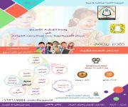 12 طفل وطفلة يشاركون في برنامج صناع المستقبل بمركز الأميرة نورة الاجتماعي