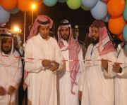 رئيس مركز خصيبة يدشن انطلاقة فعاليات المركز الاجتماعي الثاني