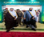 أمير القصيم يدشن ملتقى الانتماء واللحمة الوطنية
