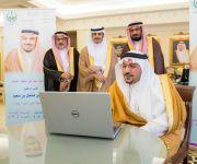 الأمير فيصل بن مشعل يدشن 17 نادياً من أندية الحي التابعة لتعليم القصيم