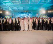 أمير القصيم يشهد حفل تخريج 2835 طالباً من وحدات التدريب التقني والمهني بالمنطقة