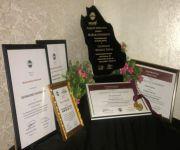 سيدات نادي جامعة القصيم توستماسترز يصعدن بالانجازات العظيمة على مستوى المملكة في قطاع ٧٩