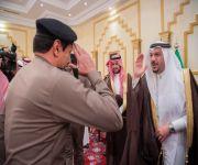أمير القصيم : الأمن مطلب وغاية تنشدها الشعوب وركيزة أساسية للتنمية