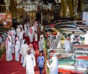 """600 سيارة تراثية وكلاسيكية وفعاليات مشوقة في """"كلاسيك القصيم 3  """" غداً الخميس"""