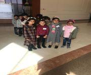 أكثر من (7000) طفل وطفلة وطالبة ومشرفة ومعلمة في زيارة لمركز الأميرة نورة الاجتماعي خلال الفصل الدراسي الأول والثاني لعام 1440هـ