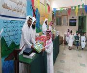 أختتام الأنشطة الطلابية في ابتدائية قصر العبدالله بالأسياح: يوجد صور