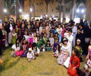 عدة  قطاعات  حكومية واجتماعية تشارك في مهرجان ليالي رمضان بعنيزة