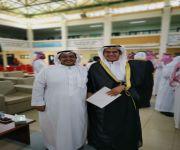 الطالب الحوشاني يتخرج من الثانوية