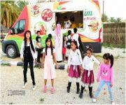"""حديقة الفراولة بمحافظة البكيرية تُقيم إحتفالية """"فرحة نجاح"""