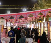 سبعة الاف زائر  لمهرجان ليالي رمضان