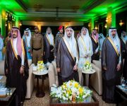 أمير منطقة القصيم يرعى حفل مؤسسة العمري لخدمة وتنمية المجتمع بمناسبة مرور عشر سنوات على انشاءها