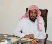 الشيخ الغليقه يستضيف مدير عام الشؤون الاسلامية بمنطقة القصيم