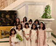 الأميرة عبير المنديل تستقبل فتيات جمعية أبناء لرعاية الأيتام وأعضاء اللجنة التنموية النسائية بالمنطقة