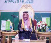 أمير القصيم يزور مقر جمعية طعامي بمدينة بريدة ويطلع على أعمالها لخدمة المستفيدين