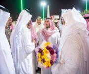 أمير منطقة القصيم يشرف ركن مؤسسة مُتعافي السرطان المُشارك بمهرجان ليالي رمضان