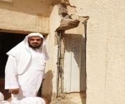 الشيخ العتيبي مدير عام الشؤون الإسلامية بالقصيم يتفقد مسجد معاذ بن أنس