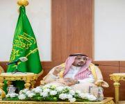 الأمير فيصل بن مشعل يشارك منسوبي صحة القصيم مأدبة الأفطار ويدشن عدداً من المشاريع الصحية بالمنطقة