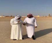 مدير عام فرع الإسلامية بالقصيم الشيخ العتيبي : يقف على اخر الاستعدادات لتجهيز مصليات العيد
