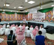 نزلاء الصحة النفسية بالقصيم يؤدون صلاة العيد .. ويعيشون فرحة العيد ببرامج ترفيهية .