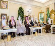 أمير منطقة القصيم يستقبل مدير ومنسوبي تعليم المنطقة