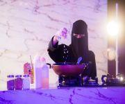 أرجوان الجارالله تقدم عروضها المميزة لأنواع الباستا لزوار صيف بربدة