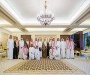 أمير القصيم يشهد توقيع مذكرة تفاهم بين لجنة تنمية الاستثمار وشركة عِلم