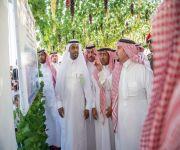 سمو أميرالقصيم: توزيع المهرجانات والفعاليات بأنواعها من أهم أهدافي الأساسية لتنمية المنطقة في جميع المجالات