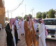 جولة تفقدية لمدير عام فرع وزارة الشؤون الإسلامية بالقصيم لإدارة المساجد والدعوة والإرشاد بمركز الفوارة