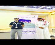 مجموعة دراجتي السعودية تُشارك في ورشة عمل (تأهيل المتطوعين وتحديد مستوياتهم