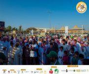 انطلاقة مهرجان أضحيتي ببريدة ببرامج متعددة