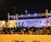 فعاليات جميلة وجمهور كبير في مهرجان ريف العوشزية