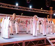 الفنون الشعبية تضيء ليل مهرجان العوشزية