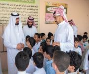 270 جولة ميدانية تعزز الميدان في أول يوم دراسي بتعليم القصيم