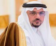 الأمير فيصل بن مشعل يشكر مدير ومنسوبي فرع وزارة العمل والتنمية الاجتماعية بالمنطقة بمناسبة تحقيق المركز الأول في مؤشر الأداء على مستوى المملكة
