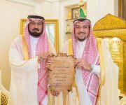 الأمير فيصل بن مشعل يستقبل نخبة من المعلمين والمعلمات بمناسبة اليوم العالمي للمعلم