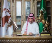 اعلاميي القصيم فى ميدان الملك سعود للفروسية غداً