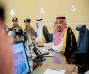 أمير منطقة القصيم يرأس اجتماع اللجنة العليا لانطلاق رالي القصيم الدولي