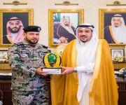 الأمير فيصل بن مشعل يشهد توقيع شراكة بين السجون واسمنت القصيم لتوظيف النزلاء