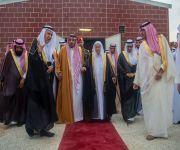 الأمير فيصل بن مشعل يدشن المرحلة الرابعة لمشاريع توسعة شركة الوطنية الزراعية